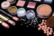 Make up at Raw Beauty Studio / At Raw Beauty Studio we are all about making you look feel and smell amazing everyday. With this in mind we are excited to offer a great selection of makeup from some of the worlds best brands.