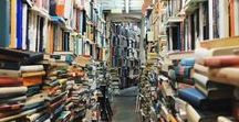 BOOKS, LIBRARIES, & Book Stores / About where great books can be found. Stores and Libraries that inspire.