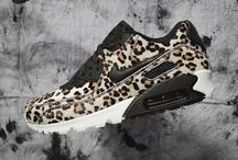 #SHOES/SNEAKERS / Nike Leopard Stars Boots