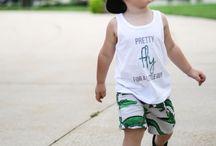 Mini Fashionista / Kids Fashion Inspiration