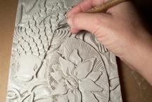 pottery tutorials and tips / by Gloria Zehala