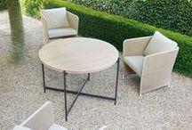 møbler i hagen