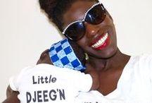 DJEEG'N Style & Swag / Everyday slyling of the Djeeg'n clothing.