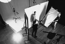BORRELLI SS14 BACKSTAGE / backstage fashion shooting
