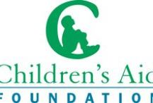 Children's Aid Foundation / Let create a resource where our class can access information about the Children's Aid Foundation