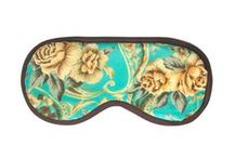 King king - Sleepmasks / Professionally handmade, upcycled vintage fabrics, lined with bamboo and backed with pure silk. kingking.bigcartel.com