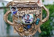 Father's Day / The best crafts & DIYs for Dad, grandpa, and guys of all sorts!
