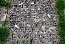 Frases e inscripciones