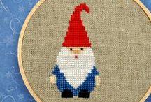 Cross Stitch-Christmas