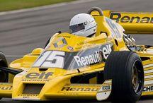 Renault F1 yellow era / Renault Formula 1
