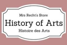EFL and Arts - Histoire des arts en anglais