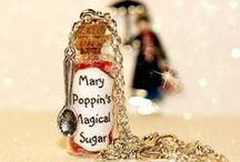 mary poppins. / Inspiration for my 30th birthday party! And just because it's practically perfect in every way!