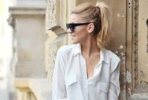 Minimally Classic / Looks that never go out of style.