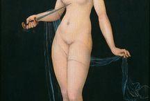 Ilustres suicidas: Lucrecia y Cleopatra