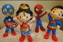 Masa Flex Super Heroes