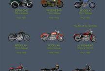 Harley-Davidson / Harley Davidson efsanesi hakkında eski ve yeni görseller. Marka hakkında daha fala bilgi resim ve videolar için; http://motovideo.net/actor/harley-davidson/