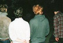 {sp} the boys / stan ; kyle ; cartman ; kenny