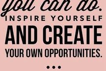 BossBabes / My favorite girl power quotes, sayings, images, and more!