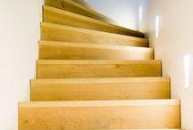 Trappen door Euroconstruct / Gedetailleerde foto's van trappen en trappenhuizen die een onderdeel vormen van onze totale renovaties.