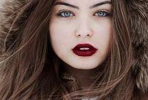 MAQUIAGEM | Inspiração / Tendências na maquiagem feminina e cuidados com a pele