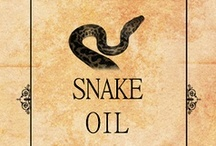 Snake Oil Marketing