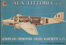 Alitalia / Alitalia and other Italian airlines