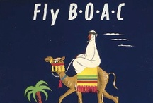 BOAC / BEA / British Airways / Imperial / etc.