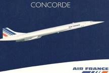 Air France / Comprese altre aviolinee francesi (in esistenza o non più operanti)