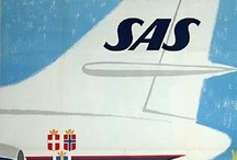 Aviolinee - Scandinavia / SAS, Finnair, Loftleidir, Braathens, DAL Norwegian, Swedish, Aero