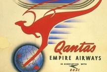 Aviolinee - Australia & Oceania / Qantas, TEAL, TAA, Ansett ANA, Air New Zealand