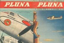Aviolinee - America Latina / Aerolineas Argentinas, Pluna, Avianca, Viasa, Real, Faucett,