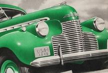Auto Americane - Dal 1930 al 1960
