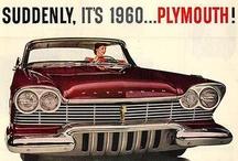 Auto Americane - Dal 1960 al 1980 / Inizio decadenza estetica