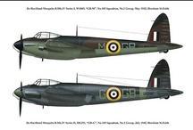 Aerei da Combattimento Britannici  (WW II)