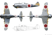 Aerei da Combattimento Nipponici