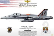 F/A-18 Hornet & Super Hornet
