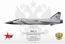 MiG-25 & MiG-31