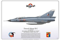 Mirage  / Mirage III, V, F1 e Etendard