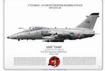Aerei da Caccia ed Attacco 2  (1970-2015) / Corrisponde alla Quarta e Quinta Generazione caccia.