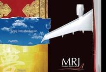 Aeronautica - Pubblicità Contemporanea / Pubblicità contemporanea di prodotti e servizi aeronautici. Fotografie ed illustrazioni.