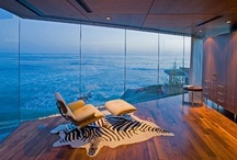 Architecture - Interior - Living Room / by Allen O