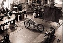 Motor - Garage / by Allen O