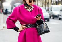 Fashion - Color courage