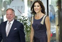 Crown princess Mary / Crownprincess Mary in Bogelund-Jensen