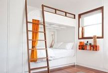 Dwelling in small spaces / Ideas for our teeny tiny house