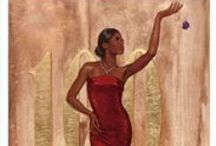 Black Woman Art Print Collection