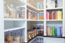 Organize / There are thousands of ways to organize and so many spaces that need it.  Let us inspire you.