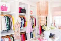 Closets - Hers / The BEST part of any house!!