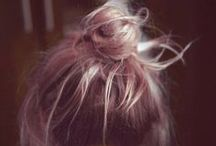 Hairspiration / Beautiful hairstyles and hair inspiration