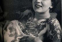 Inks / Tattoos I adore